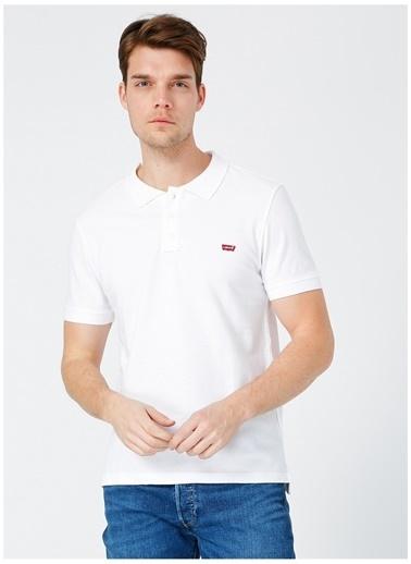 Levi's® Levis Erkek Beyaz Polo T-Shirt Beyaz